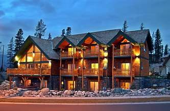 A Bear & Bison Canadian Country Inn - Ceremony Sites, Reception Sites - 705 Benchlands Trail, Canmore, AB, T1W 3G9