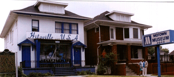 Motown Historical Museum - Attractions/Entertainment - 2648 West Grand Boulevard, Detroit, MI, United States