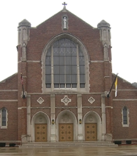 Saint Augustine Cathedral - Ceremony Sites - 542 W Michigan Ave, Kalamazoo County, MI, 49007