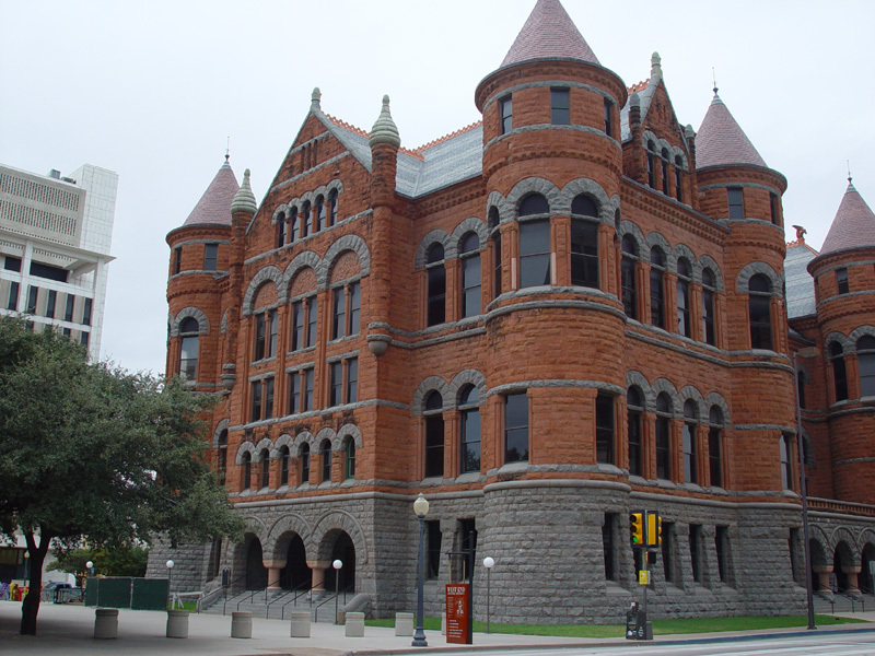 Old Red Courthouse - Reception Sites, Ceremony & Reception, Attractions/Entertainment, Ceremony Sites - 100 S Houston St, Dallas, TX, 75202, US
