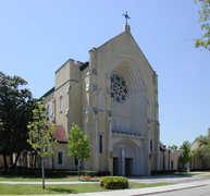 St Thomas Aquinas Catholic Church - Ceremony - 6306 Kenwood Ave, Dallas, TX, United States
