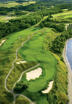 Bay Harbor Golf Club - Reception Sites, Golf Courses, Attractions/Entertainment - 5800 Coastal Ridge D, Bay Harbor, MI, United States