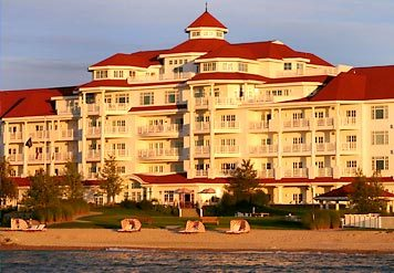 The Inn At Bay Harbor-a Renaissance Golf Resort - Hotels/Accommodations - 3600 Village Harbor Drive, Petoskey, MI, USA