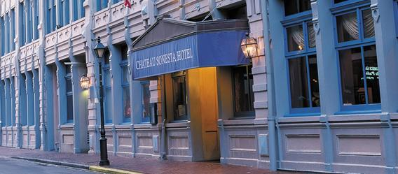 Chateau Sonesta - Hotels/Accommodations - 800 Iberville St, New Orleans, LA, 70112, US