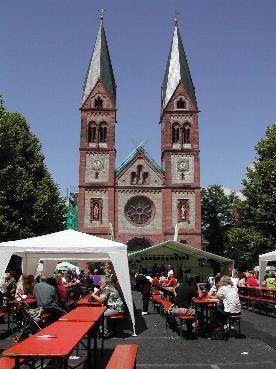 Chiesa St. Bonifaz / St. Bonifaz Kirche - Ceremony Sites - Wilhelmsplatz, Heidelberg, Baden-Württemberg, 69115, DE