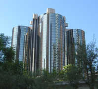 The Westin Bonaventure Hotel & Suites - Hotel - 404 S Figueroa St, Los Angeles, CA, 90071, USA