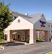 Fairfield Inn by Marriott - Hotel - 5220 Westview Drive, Frederick, MD, United States