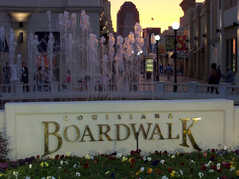 Louisiana Boarwalk - Attraction - 375 Boardwalk Blvd, Bossier City, LA, United States