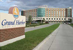 Grand Harbor Resort - Hotel - 350 Bell St, Dubuque, IA, 52001, US
