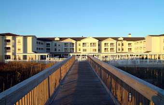 Hampton Inn & Suites - Hotels/Accommodations - 333 Audubon Drive, Corolla, NC, United States