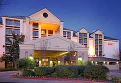 Courtyard Santa Rosa Hotel - Courtyard by Marriott  - 175 Railroad Street, Santa Rosa, CA, United States