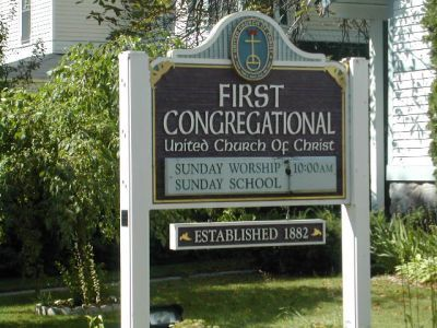 Charlevoix Congregational Church - Ceremony Sites - 101 State St, Charlevoix, MI, 49720, US