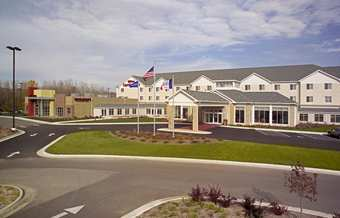 Hilton Garden Inn - Hotels/Accommodations - 1801 Greyhound Park Drive, Dubuque, IA, United States