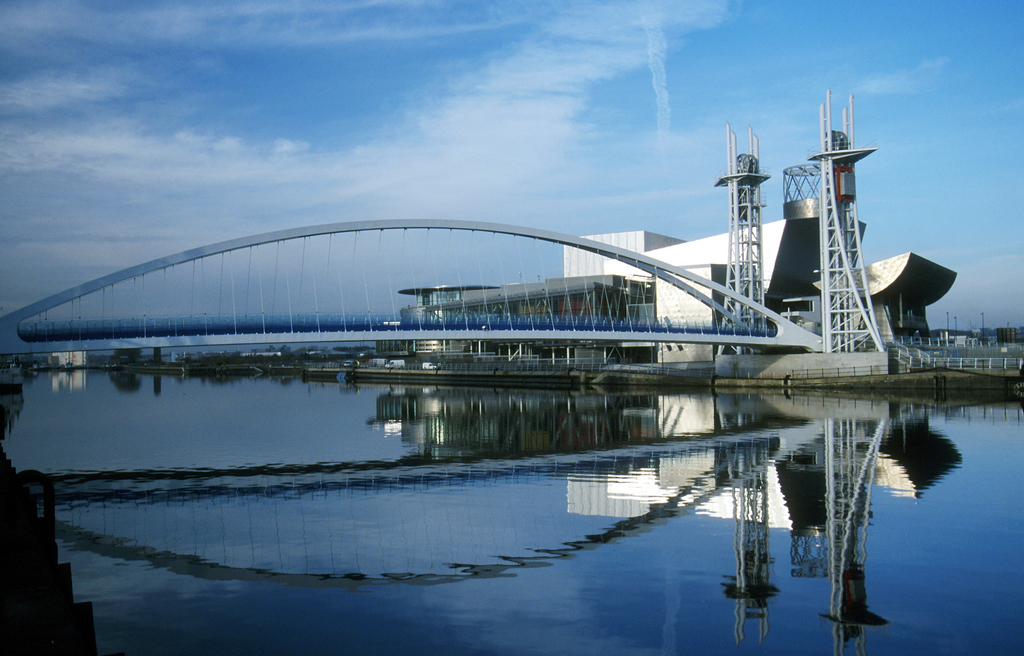 Lowry Outlet Mall - Reception Sites, Shopping - The Quays, Salford, UK