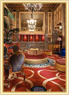 Sir Francis Drake Hotel - Hotels/Accommodations, Reception Sites, After Party Sites, Ceremony Sites - 450 Powell St, San Francisco, CA, USA