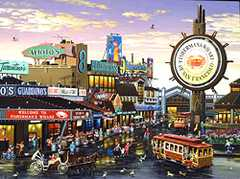 Fisherman's Wharf - Attraction - 100 North Point St, San Francisco, CA, United States