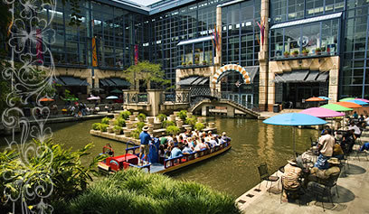 Rivercenter Mall - Attractions/Entertainment, Shopping - 849 E Commerce St, San Antonio, TX, United States