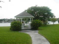 Park Bench, Davis Island - Ceremony - 81 Columbia Dr, Tampa, FL, USA