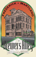 Brewers Alley - Restaurants, Rehearsal Lunch/Dinner, Bars/Nightife, Attractions/Entertainment - 124 N Market St, Frederick, MD, 21701