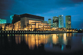 Tampa Bay Performing Arts Ctr - Attractions/Entertainment - 1010 N W C MacInnes pl, Tampa, FL, United States