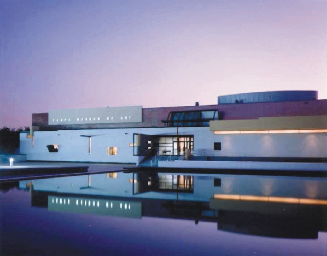 Tampa Museum Of Art - Attractions/Entertainment, Reception Sites - 120 W Gasparilla Plaza, Tampa, FL, 33602