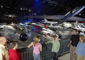 National Air Force Museum - Attractions/Entertainment - 1100 Spaatz St, Dayton, OH, 45433-7145