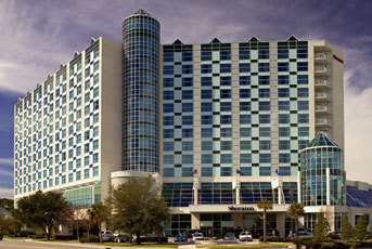 Sheraton Myrtle Beach Convention Center Hotel - Hotels/Accommodations - 2101 N Oak St, Myrtle Beach, SC, 29577, US