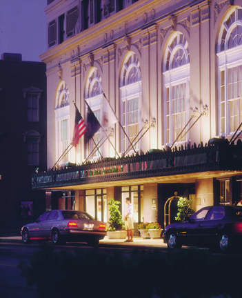 The Francis Marion Hotel - Hotels/Accommodations, Reception Sites, Restaurants - 387 King St, Charleston, SC, 29403, US
