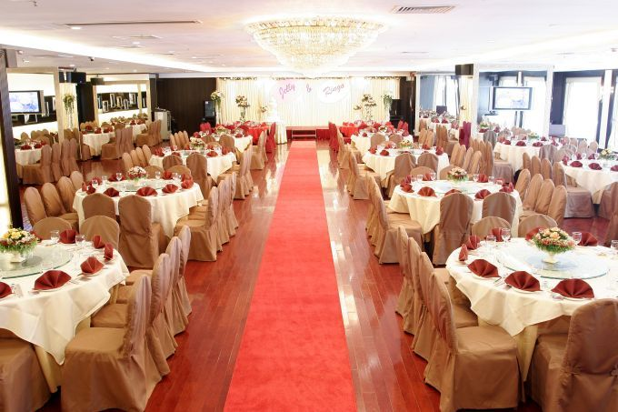 Wedding Reception - Reception Sites - 蔡瀾美食坊四樓M, Hung Hom, Hong Kong