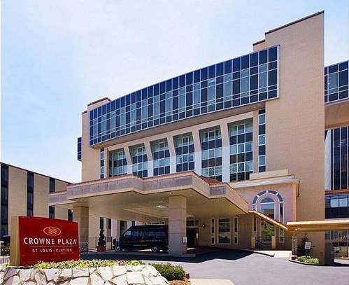 Crowne Plaza Hotel - Hotels/Accommodations, Reception Sites - 7750 Carondelet Ave, Clayton, MO, United States
