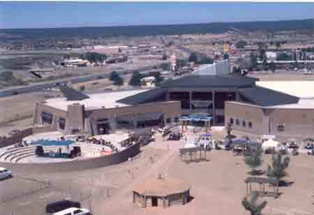 Quality Inn Navajo Nation - Reception Sites, Hotels/Accommodations - Window Rock, AZ, 86515, US