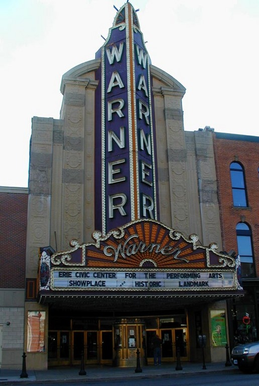 Warner Theatre - Ceremony Sites, Reception Sites, Attractions/Entertainment - 811 State Street, Erie, PA, United States
