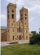 St. John's Catholic Church - Ceremony Sites - 701 E Court St, Beloit, KS, 67420