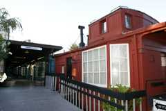 Napa Valley Railway Inn - Yountville Hotels - 6503 Washington St, Yountville, CA, USA