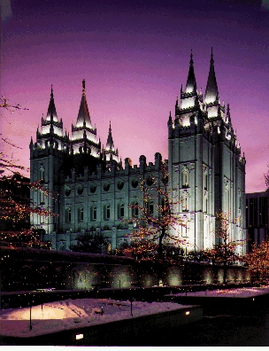 Temple Square - Ceremony Sites, Attractions/Entertainment - 50 Northwest Temple, Salt Lake City, UT, United States