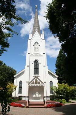 Church Of Nativity - Ceremony Sites - 210 Oak Grove Ave, Menlo Park, CA, 94025