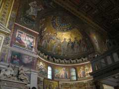 Santa Maria Chuch in Trastevere - Attraction - Via dell'Arco di San Calisto, 20, Roma, Latium, Italy