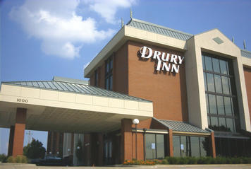 Drury Inn - Hotels/Accommodations - 1000 Knipp St, Columbia, MO, United States