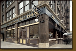 Claddagh Irish Pub - Attractions/Entertainment, Restaurants, Bars/Nightife - 234 South Meridian Street, Indianapolis, IN, United States