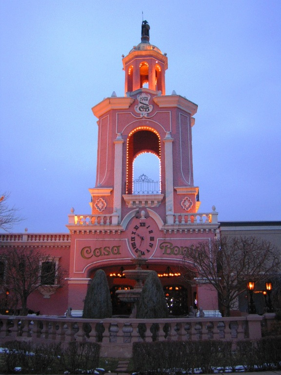 Casa Bonita - Attractions/Entertainment, Restaurants - 6715 West Colfax Avenue, Lakewood, CO, United States