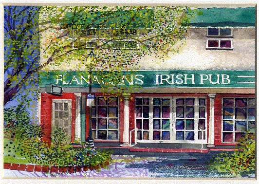 Flanagan's Irish Pub - Attractions/Entertainment, Bars/Nightife - 465 Main St, Dunedin, FL, 34698, US