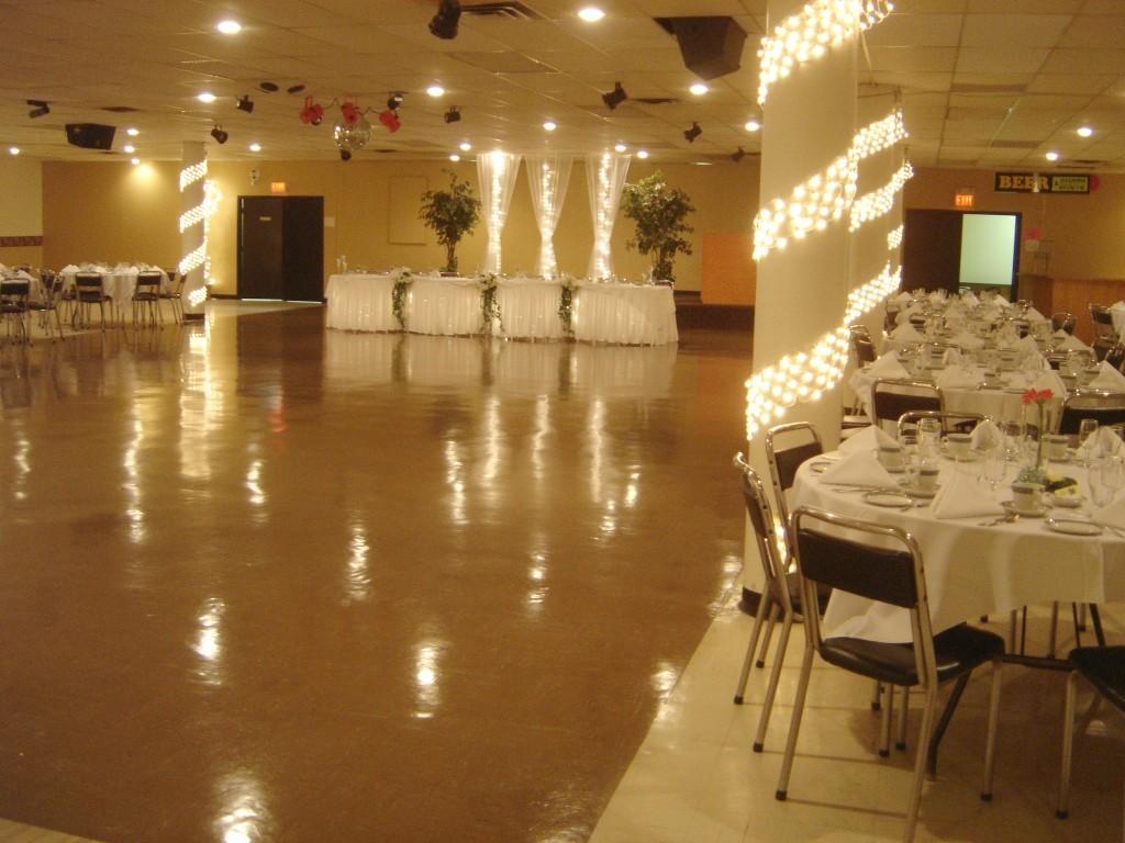 Wedding Decorations For Banquet Halls : Regent park banquet hall wedding venues vendors mapper
