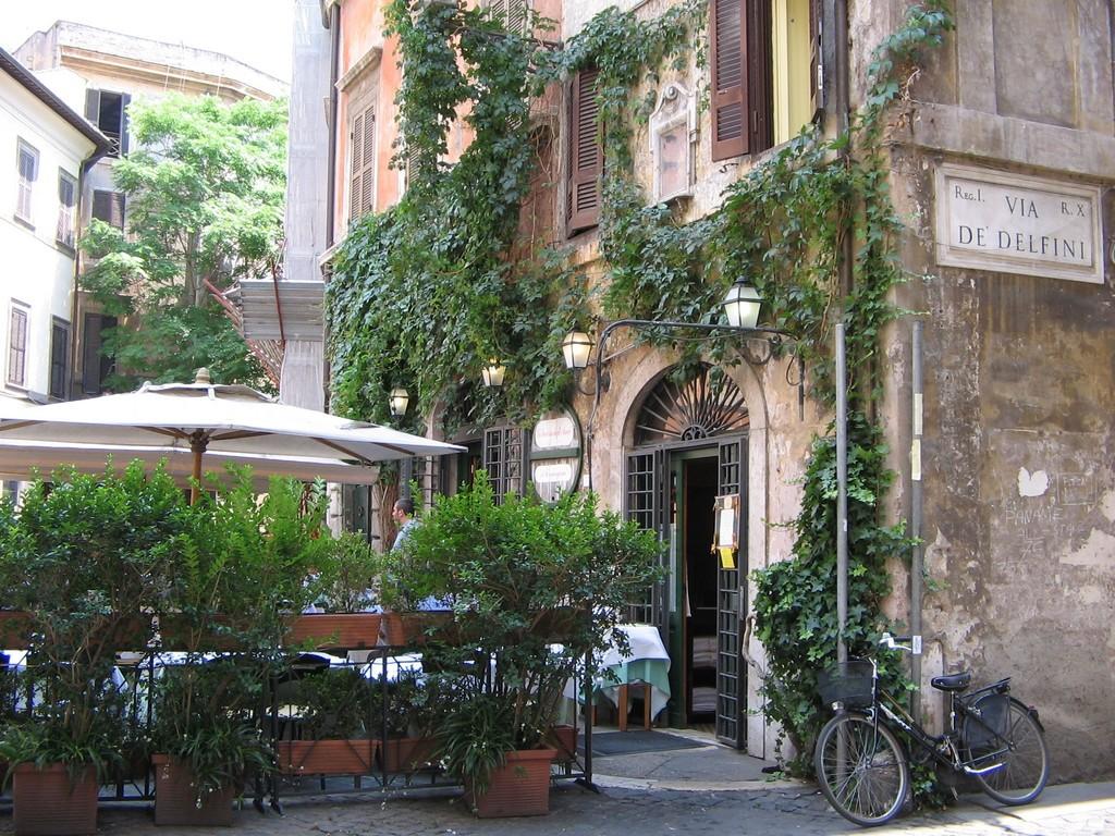 La Taverna Degli Amici - Rehearsal Lunch/Dinner - Piazza Margana, 37, Roma, Lazio, 00186, IT