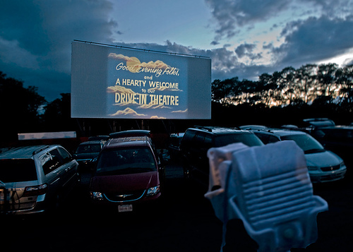 Wellfleet Drive-in Theatre - Attractions/Entertainment - 51 State Hwy Rte 6, Wellfleet, MA, United States