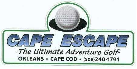 Cape Escape Orleans Mini Golf - Attractions/Entertainment, Golf Courses - 14 Canal Rd, Orleans, MA, USA