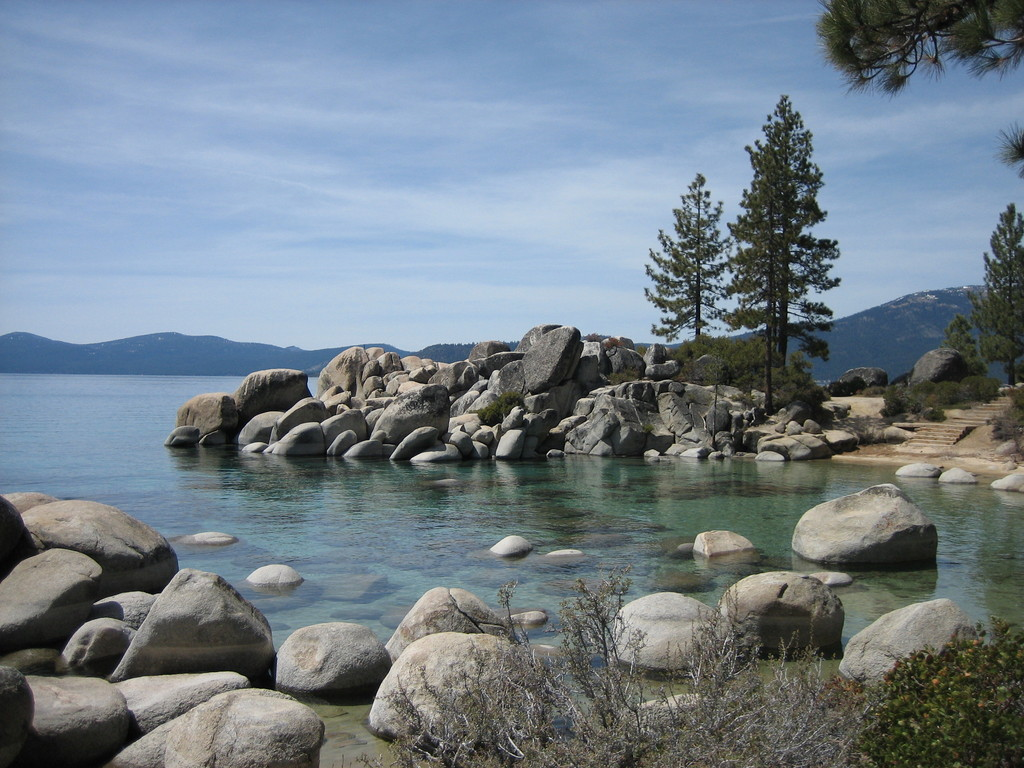 Sand Harbor State Park - Ceremony Sites -