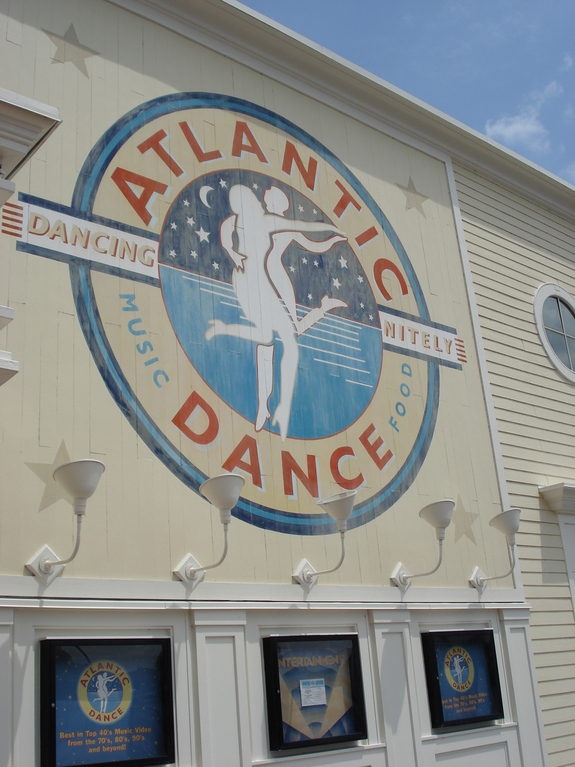 Atlantic Dance Hall At Disney's Boardwalk - Reception Sites -
