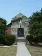 St Therese's Chapel - Ceremony -