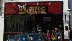 Papa Lou's Pizza Pub & Grill - Welcome Dinner - 317 East Lake st, Petoskey, MI, United States