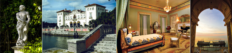 Vizcaya - Attractions/Entertainment, Ceremony &amp; Reception, Ceremony Sites - 3251 S Miami Ave, Miami, FL, 33129, US
